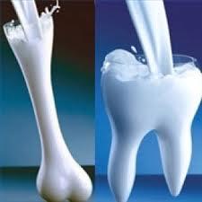 Кальций для костей и зубов
