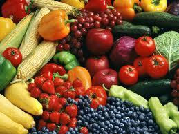 Похудеть на овощах и фруктах