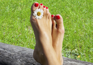 Профилактика грибка ногтей на ногах