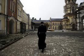 Почему монахи на Афоне худые