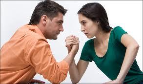 Почему мужчина сильнее женщины