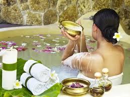Лечение с помощью содовых ванн
