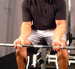 Упражнение для предплечий №1 -1