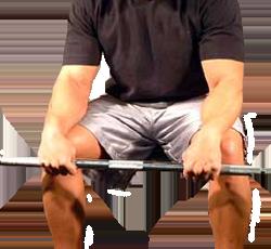Упражнение для предплечий №2-1