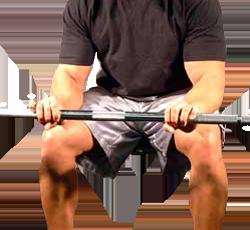 Упражнение для предплечий №2-2