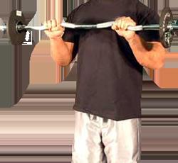 Упражнения для предплечий №3-2
