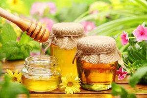 Мед для диеты при гастрите