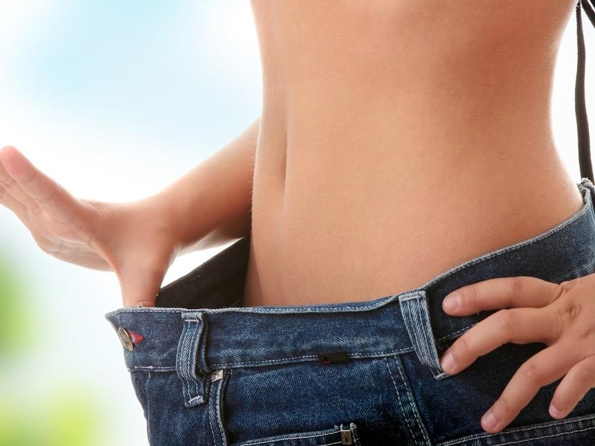 Результат после белковой диеты